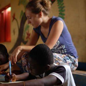 Jongerenreis Ghana